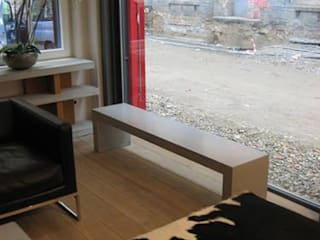 by büro für interior design Industrial