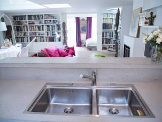 Cucina in stile  di Concrete LCDA