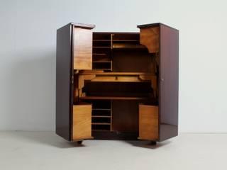 Projekty,  Domowe biuro i gabinet zaprojektowane przez func. functional furniture
