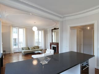 Livings de estilo  por FELD Architecture