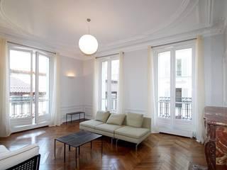 Salas de estar  por FELD Architecture