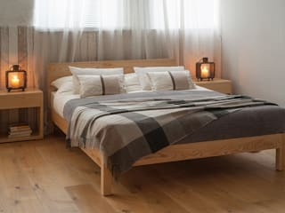 Sahara Bed von Natural Bed Company