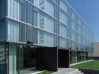 Giorgio Pettenò Architetti Oficinas y comercios de estilo moderno