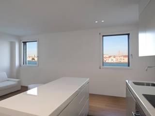 Giorgio Pettenò Architetti 現代廚房設計點子、靈感&圖片