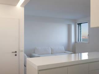 Salas de estilo  por Giorgio Pettenò Architetti