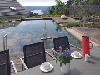 Panoramalage im Siebengebierge Klassischer Garten von DAVINCI HAUS GmbH & Co. KG Klassisch
