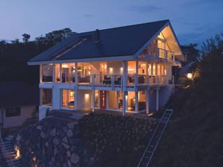 Panoramalage im Siebengebierge Klassische Häuser von DAVINCI HAUS GmbH & Co. KG Klassisch