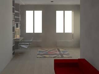 appartement PARIS 9: Chambre d'enfant de style  par Agence KP