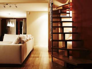Salas de estar modernas por Agence KP Moderno