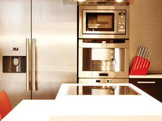 maison dans le 77: Cuisine de style  par Agence KP