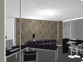 Büroräume eines Notariats in Saarbrücken:  Bürogebäude von Bolz Licht & Wohnen