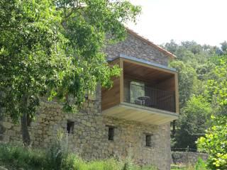 Casas campestres por Arcadi Pla i Masmiquel Arquitecte