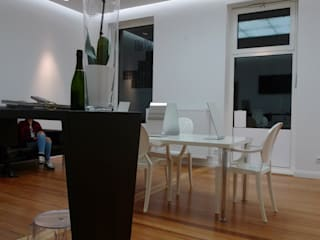 Coiffeur L'Appart:  Ladenflächen von Bolz Licht & Wohnen