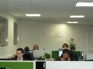 Cunningham lindsey Nantes:  de style  par Agence KP