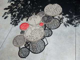 Punti Bench par Outdoorz Gallery Éclectique
