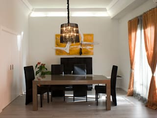 Dining room by  BB INTERIORISMO, Modern