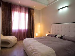 VIVIENDA: Dormitorios de estilo moderno de  BB INTERIORISMO