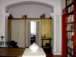 Casas modernas de Lucarelli Rapisarda Architettura & Design Moderno
