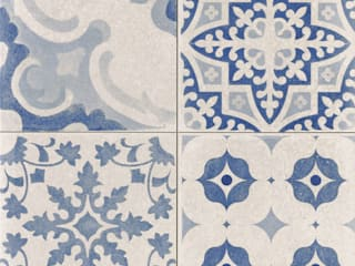 Skyros wall and floor tiles:   by Tile Mountain