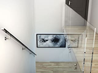 Comenza Couloir, entrée, escaliersEscaliers
