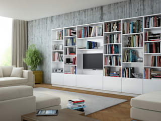 meine möbelmanufaktur GmbH LivingsAlmacenamiento
