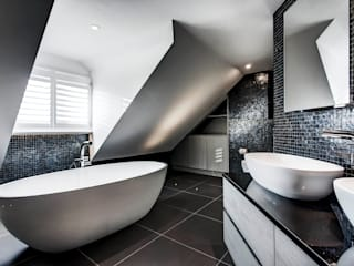 Luxury Bathroom Studio Hooton Baños modernos