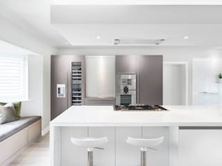 Contemporary Kitchen Space Cocinas de estilo moderno de Studio Hooton Moderno