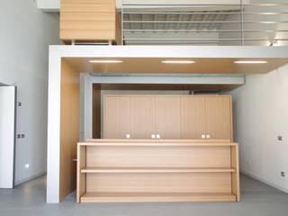 Keuken door G. Giusto - A. Maggini - D. Pagnano