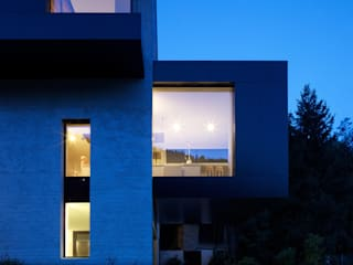 Eclectic style houses by bergmeisterwolf architekten Eclectic