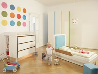 Nursery/kid's room by ​tricform