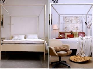 Camera da letto: Camera da letto in stile in stile Classico di Karisma Home Staging