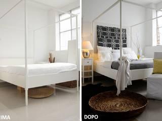 Allestimenti di home staging Camera da letto, : Camera da letto in stile in stile Classico di Karisma Home Staging