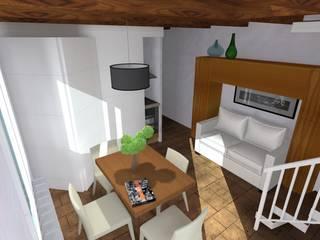 Oficinas y Tiendas de estilo  de Bologna Home Staging
