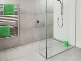 Wetroom Shower Areas nassboards Minimalist bathroom