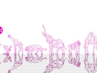 "MODA FAD ""WILD CATWALK"" Diseño de ferias de EXTERNAL REFERENCE ARCHITECTS"
