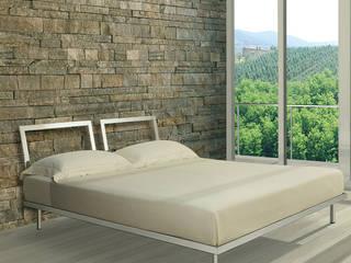 Nudo Bed de de Milan Moderno
