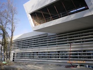 Offices at CERN Octavio Mestre Arquitectos Офіси та магазини