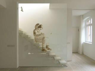 BERLIN INTERIORS:  Flur & Diele von Philipp Walter,Modern