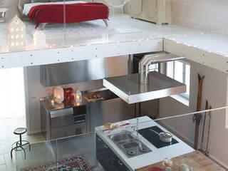 Küche von archiplanstudio