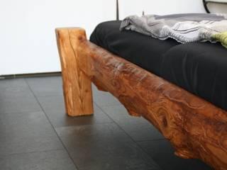 woodesign Christoph Weißer Camera da lettoLetti e testate