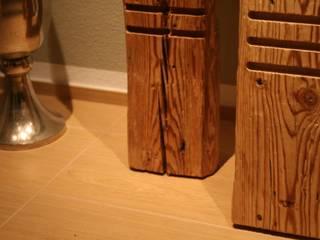 woodesign Christoph Weißer Living roomShelves