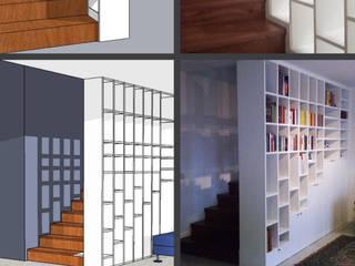 Elisa Occhielli Architetto Ruang keluarga: Ide desain interior, inspirasi & gambar