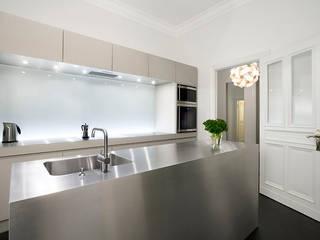 Cocinas de estilo moderno de Bollinger + Fehlig Architekten BDA