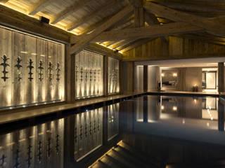 Hoteles de estilo  de Bollinger + Fehlig Architekten BDA