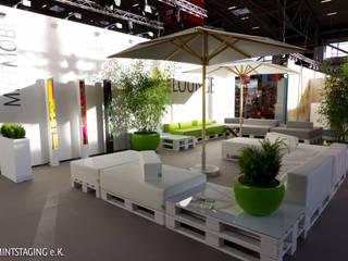 Messestand:   von MINTSTAGING e.K. Agentur für Interior Design & Raumkonzepte