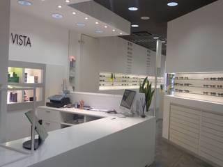 Progetti d'Interni e Design Moderne Geschäftsräume & Stores