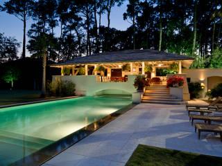 Rustieke zwembaden van Artigas Arquitectos Rustiek & Brocante