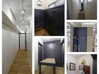 Vestibule, entrée & couloir:  de style  par Design By Solène Utard