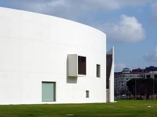 根據 JAAM sociedad de arquitectura 現代風