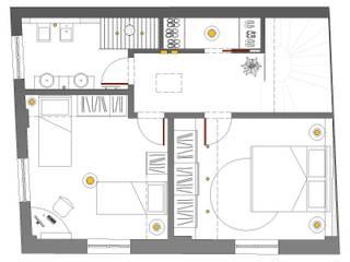 Progettazione Rustico Moderno di IDesign di Nicola Fiorani Moderno